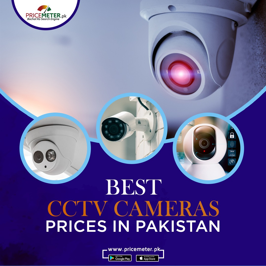 Best Prices of CCTV Camera's in Pakistan