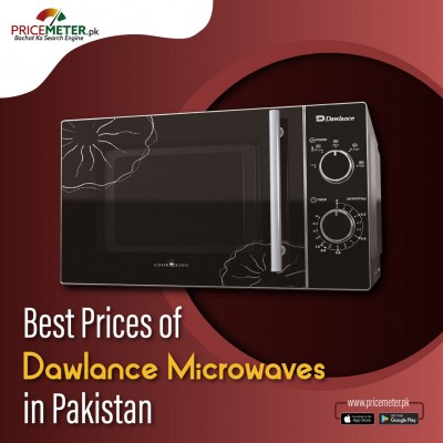 Best Prices of Dawlance Microwave Ovens in Pakistan
