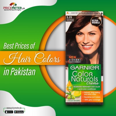 Best Prices of Hair Colors in Pakistan