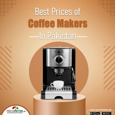Best Prices of Coffee Makers in Pakistan