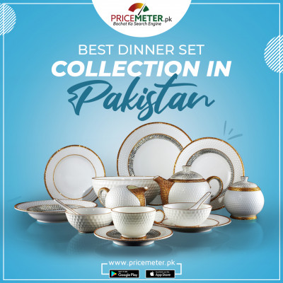 Dinner Set Collection in Pakistan