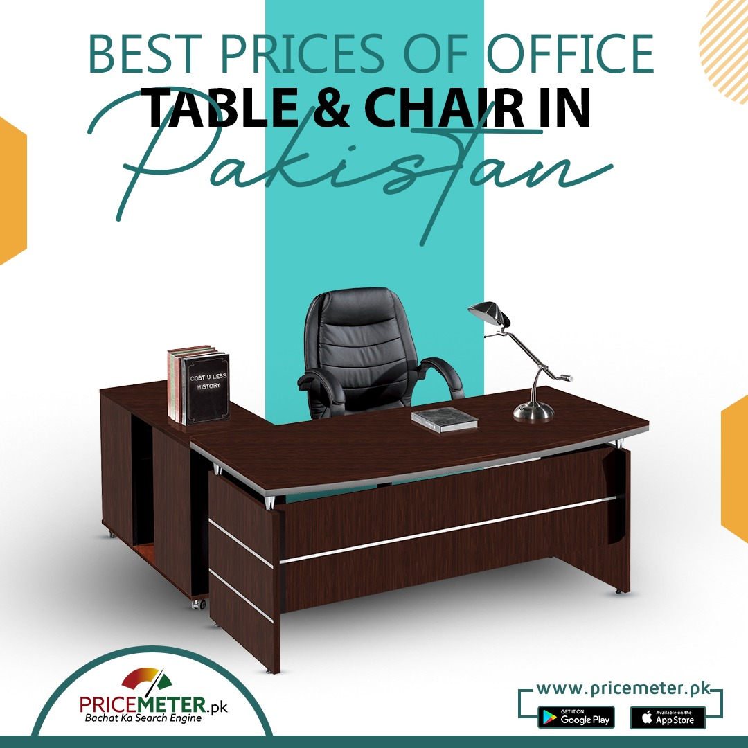 Best Prices of Office furniture in Pakistan